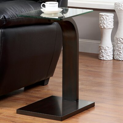 Xanthene Chairside Table