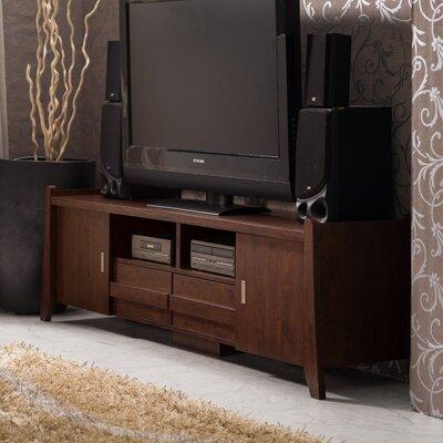 Maize 70 TV Stand Color: Vintage Walnut