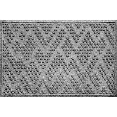 Mendez Doormat Color: Medium Grey