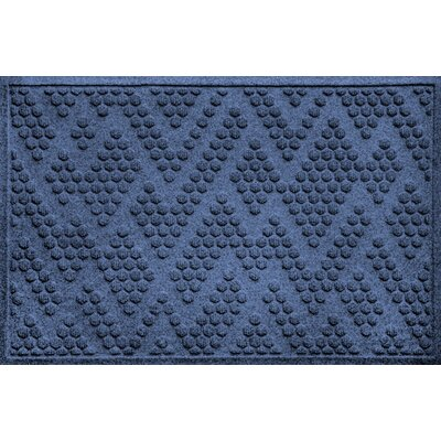 Mendez Doormat Color: Navy