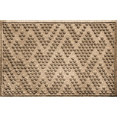 Ilana Katy Doormat Color: Camel
