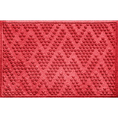Mendez Doormat Color: Solid Red