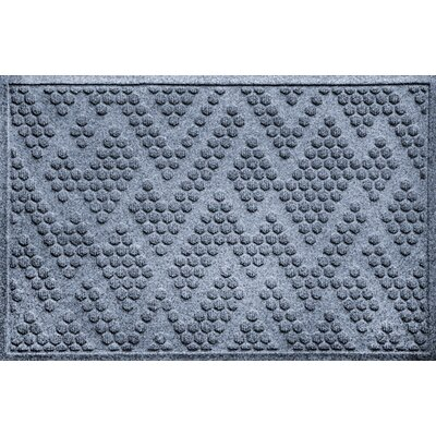 Mendez Doormat Color: Bluestone