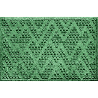 Mendez Doormat Color: Light Green