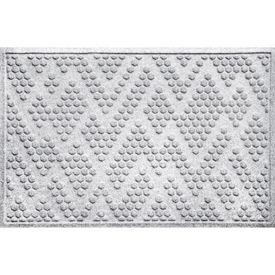Mendez Doormat Color: White