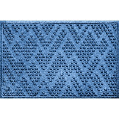 Mendez Doormat Color: Medium Blue