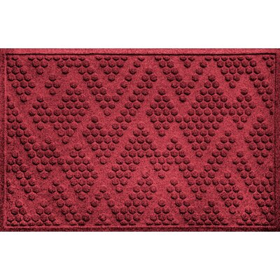 Mendez Doormat Color: Red/Black