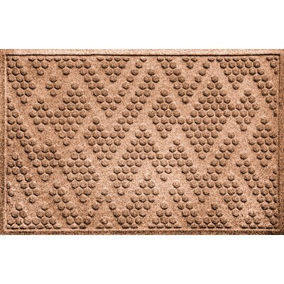 Mendez Doormat Color: Medium Brown