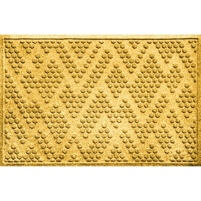 Mendez Doormat Color: Yellow