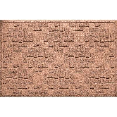 Ilana Jasper Doormat Color: Medium Brown