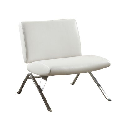 Kiley Slipper Chair Finish: White