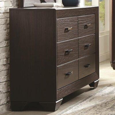 Nova 6 Drawer Dresser
