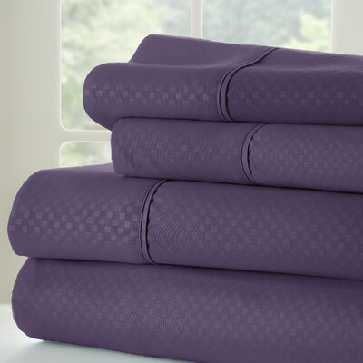 Aspen Set Color: Purple, Size: Twin