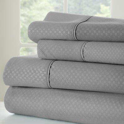 Aspen Set Color: Grey, Size: California King