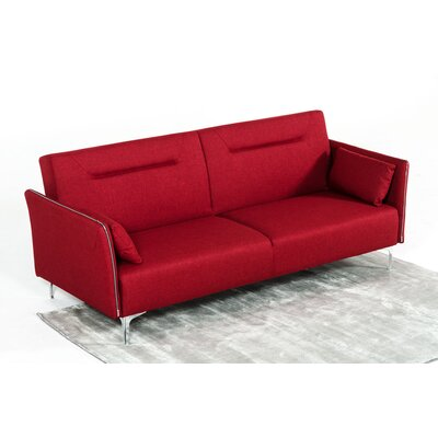 Faviola Red Sofa