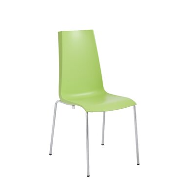 Paterson Side Chair Finish: Light Green