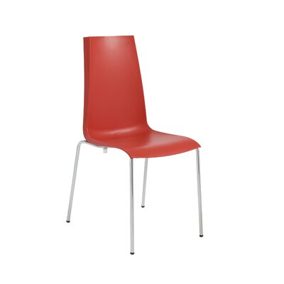 Paterson Side Chair Finish: Red