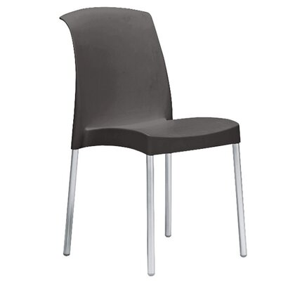 Bayonne Side Chair Finish: Anthracite