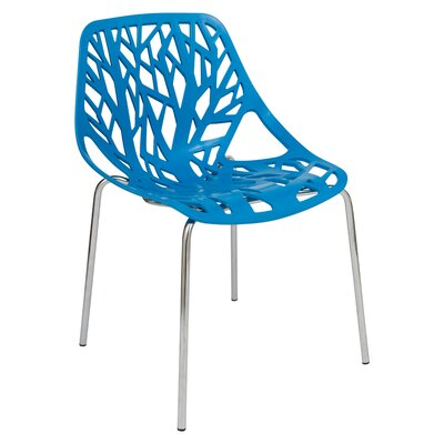 Eatontown Side Chair Finish: Blue