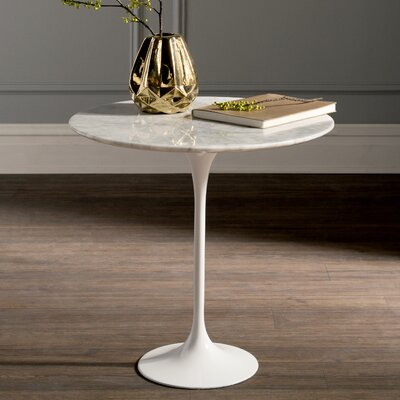 Bodgers Marble End Table