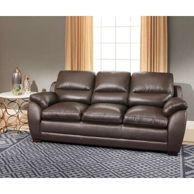 Bridgeyate 2 Piece Leather Living Room Set