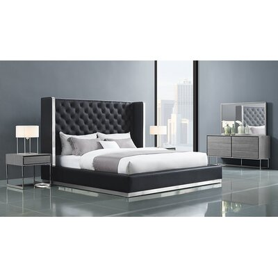 Aesara Bed Size: Queen
