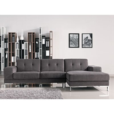 Taul Fabric Sectional Orientation: Right Hand Facing