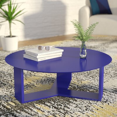 Emiliah Coffee Table Finish: Midnight Blue