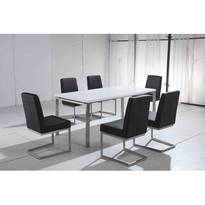 Justice 7 Piece Dining Set