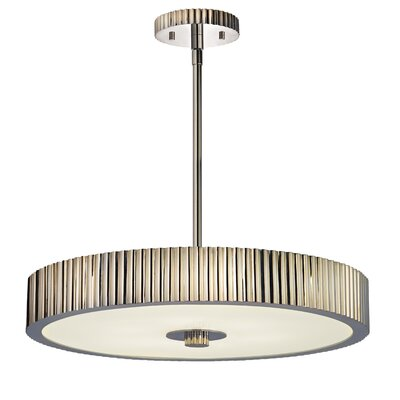 Darla 6-Light Drum Pendant