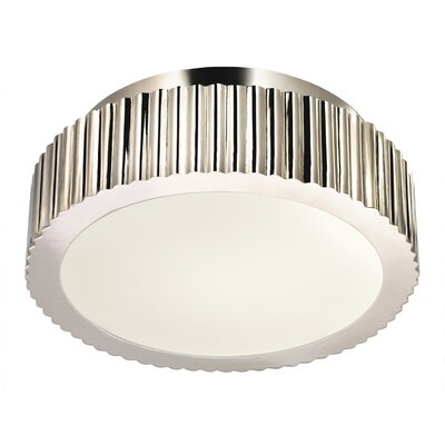 Darla 2-Light Semi Flush Mount