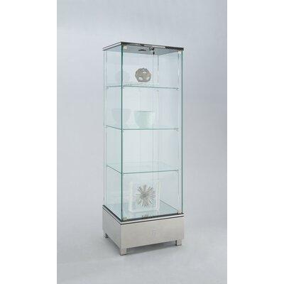 Tamas Glass Curio Cabinet