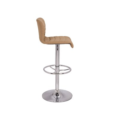 Sheelah Adjustable Height Bar Stool