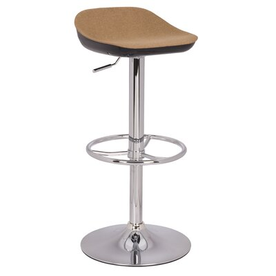 Dooley Adjustable Height Swivel Bar Stool