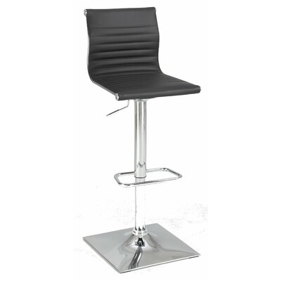 Heitor Adjustable Height Bar Stool