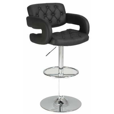Madie Adjustable Height Bar Stool