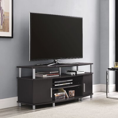 Elian TV Stand Color: Espresso, Size: 47.25 W