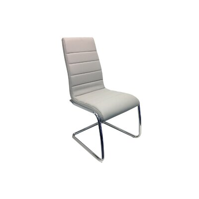 Randal Side chair Upholstery: Gray