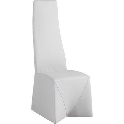 Suyash Side Chair (Set of 2) Finish: White