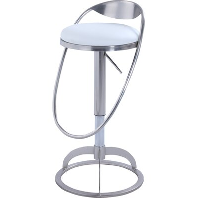 Codey Adjustable Height Bar Stool