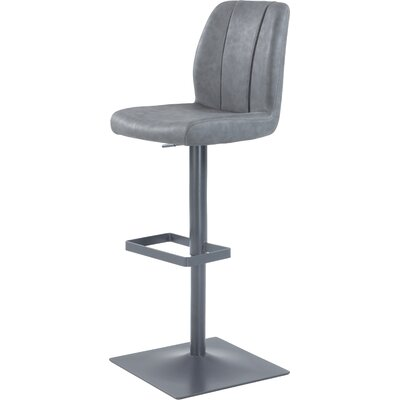 Brenden Adjustable Height Bar Stool