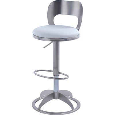 Boz Adjustable Height Bar Stool