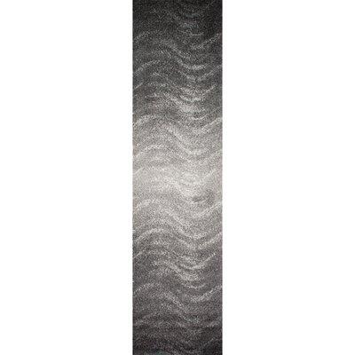 Bilboa Gray Area Rug Rug Size: 76 x 96