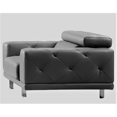 Belmar Armchair Upholstery: Gray