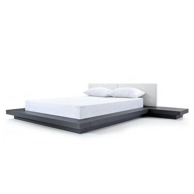 Opal Platform Bed Size: California King