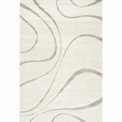 Berenson Cream Area Rug Rug Size: Rectangle 33 x 5