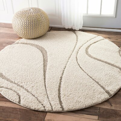Berenson Area Rug Rug Size: Round 53