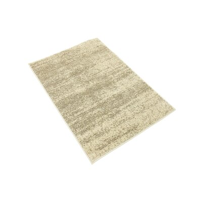 Elaina Beige Area Rug Rug Size: Rectangle 21 x 211