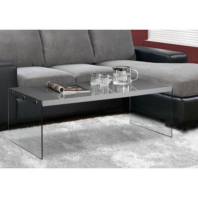 Liberty Coffee Table Color: Grey