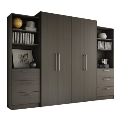 Lower Weston 3 Drawer Storage Unit Color: Charcoal Grey